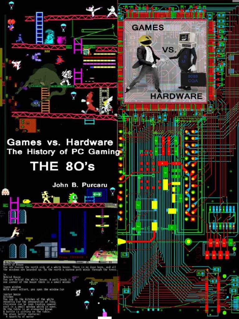 Games vs Hardware   Integrated Circuit   Transistor