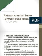 Riwayat Alamiah Suatu Penyakit Pada Manusia.pptx