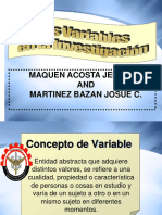 Clase Variablesdeinvestigacion