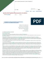 Apuntes Sobre La Génesis Del Pensamiento y La Conducta - Monografias PDF