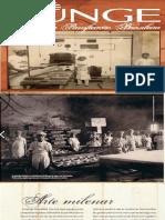 História Da Panificação Brasileira - BUNGE
