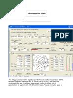 Tutorial Transmission Line Details
