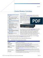 Cisco 2500 Controller Data Sheet