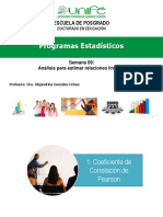 Análisis de Correlación-Gonzalez Ochoa