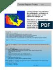 canada regions project 2018