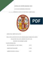Universidad Nacional San Antonio Abad Del Cusco Diseño Original