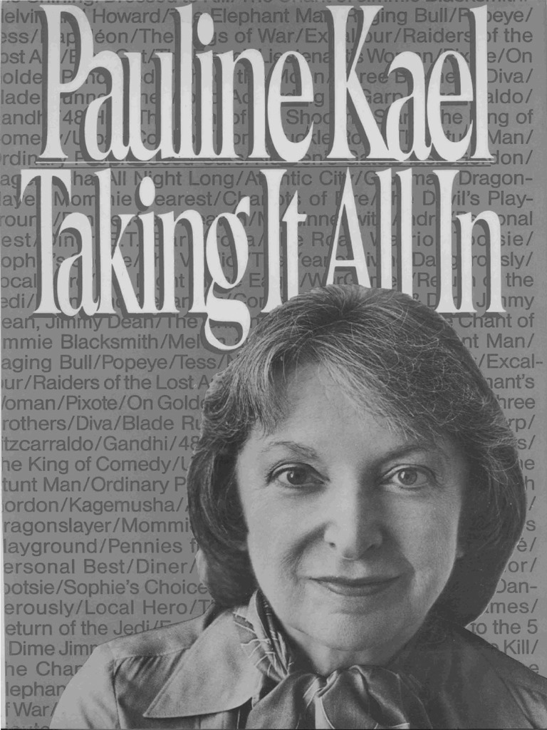129745d53d6d5 Pauline Kael-Taking It All in-Henry Holt   Co (1984).pdf