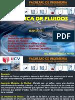MECÁNICA DE FLUIDOS - SESIÓN 1