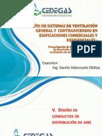 Diseño de Sistemas de Ventilacion General y Contraincendio Parte 5