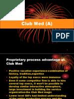 Club Med_case Analysis
