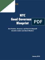 Updated 2018 Good Governance Blueprint