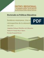 Ensayo Sobre Los Enfoques Filósoficos de La Educación en México 1821-2016 (2)