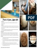 apple pie magazine layout-komal dharani