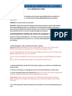 Reglamento Interno Ministerio de Alabanza (1)