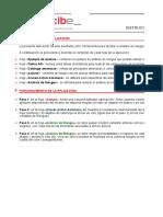 Plan Director de Seguridad Hoja Para El Analisis de Riesgos (Version 1)