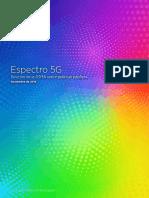 Espectro 5G Posición de La GSMA Sobre Políticas Públicas