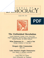 Schmitter y Terry - What democracy is and is not.pdf