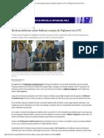 Retiran Informe Sobre Hábeas Corpus de Alberto Fujimori en El TC _ Política _ El Comercio Perú