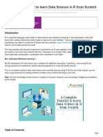 Tutorialspoint for R.pdf