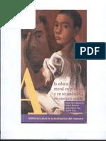 Buxarrais et al (2004). La educación moral en primaria y en secundaria.pdf