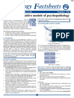 Evaluating Cognitive Models