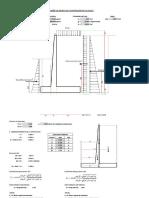 Análisis y Diseño de Muros de Contención