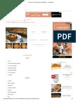 Receita de Torta Salgada de Liquidificador - Tudogostoso