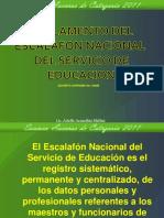 4. Reglamento Del Escalafon Nacional