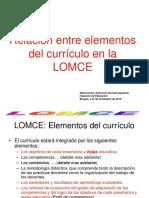 4.2.- Elementos Del Curriculo LOMCE