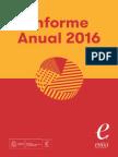 Informe Anual Enisa 2016
