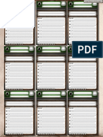 Fiche d'Actions Vierges Editable Wjdrf v3