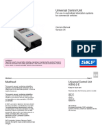 SKF Centralized Lubrication System Manual
