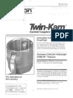 Acoples Rapidos de Baja Presion Kamlok (Twin-kam)