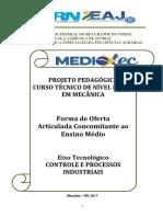 p.p Curso Tec. Em Mecânica - Mediotec - 10.07.2017