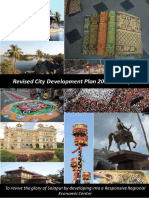 Revised City Development Plan 2041 - Solapur