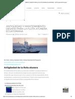 Antigüedad y Mantenimiento_ Desafío Para La Flota Atunera Ecuatoriana - Cnp Ecuadorcnp Ecuador