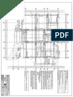 A1 Plan Fundatii