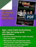 2 Menuju Gerakan Zakat Nasional
