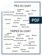 Dinàmica Tripes Du Chat