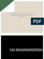 FOTOGRAFOS DOCUMENTALISTAS