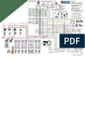 maxxforce dt wiring diagram wiring diagram \u0026 cable management Navistar Maxxforce Dt Engine Diagrams navistar dt engine wikipedia