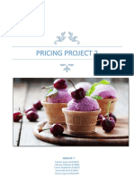 Market entry for Indian ice-cream industry