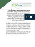 Artigo - Concreto Com Adição de Cinza Do Bagaço de Cana de Açúcar