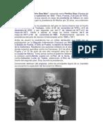 José de La Cruz Porfirio Díaz Mori1