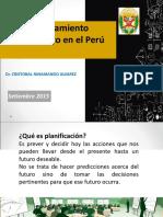 Planeamiento Estrategico en El Peru 2