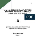 Manual de Quimica Organica 1