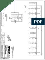 Manifold Conexiones Central Hidraulica Prensa Mdp