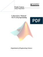 MatlaB lab Manual AP