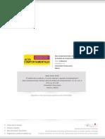 El Analisis de La Conducta, Cruza d Especies o Ejemplar Transdisciplinario - Ribes