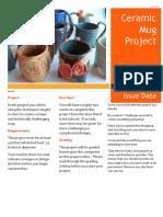 ceramic mug project